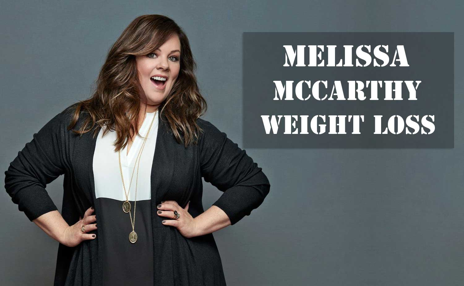 Secret Behind Melissa Mccarthy Weight Loss - HealhICU